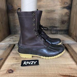 "LL Bean 10"" Waterproof Maine Hunting Boot LLB416"